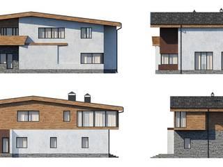 Ольден_491 кв.м:  в . Автор – Vesco Construction