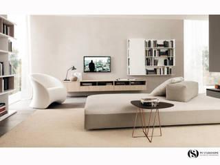 Zalf: Salas de estar  por MY STUDIO HOME - Design de Interiores