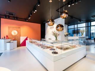Patisserie Tafelzier 01 :  Geschäftsräume & Stores von toc designstudio - Haardt Wittmann PartG
