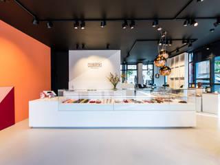 Patisserie Tafelzier 02:  Geschäftsräume & Stores von toc designstudio - Haardt Wittmann PartG