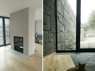 Em Paralelo Living roomAccessories & decoration