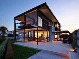 Casa Prefabricada de Acero de Prefabricadas 10 Moderno