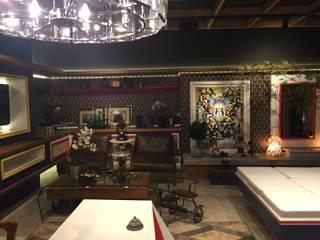 CASACOR SP interior : Espaços comerciais  por Lopes de Moura Studios