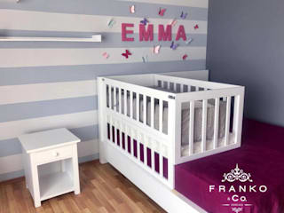 Baby room by Franko & Co.,