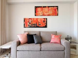 Atelier Ana Leonor Rocha ห้องนั่งเล่น