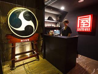 日式料理-商業空間 根據 天埕設計 工業風
