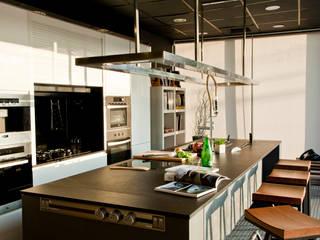商業展示空間 根據 天埕設計 工業風