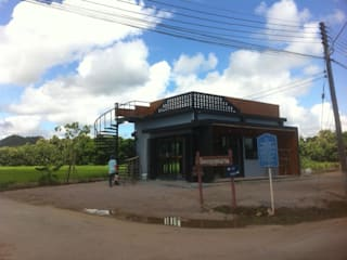 ร้านกาเเฟ สไตล์โมเดริน โดย CONRAD