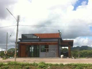 ร้านกาเเฟ สไตล์โมเดริน:   by CONRAD
