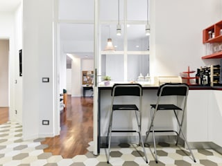 Modern Kitchen by 02A Studio Modern