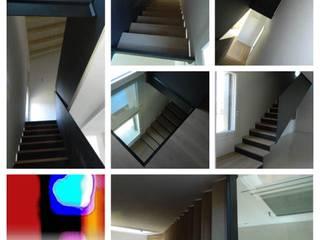Casa Gaia Interni di GRAPHOS_DS Moderno