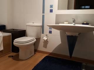 Instalação sanitária - Duplex T3 - VM0781:   por Medipleno Mediação Imobiliária