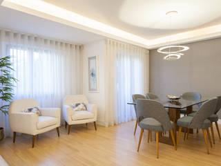 Traço Magenta - Design de Interiores Dining roomChairs & benches