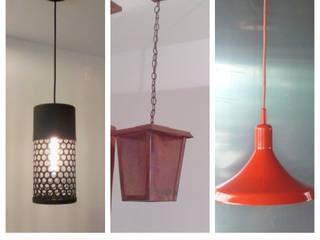 PENDENTES:   por Haja Luz Iluminação,Moderno