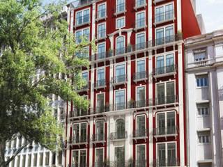 Aguiar 84   Client: Estoril Real Estate por Onstudio Lda Moderno