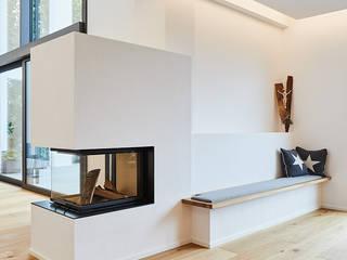 moderne Woonkamer door Philip Kistner Fotografie