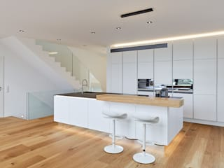 Philip Kistner Fotografie Modern Kitchen White