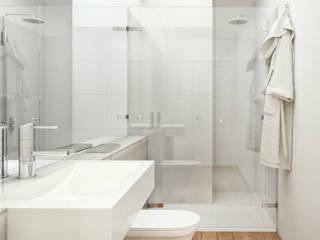 Duque de Loulé 42 - Estoril Real Estate Casas de banho modernas por Onstudio Lda Moderno