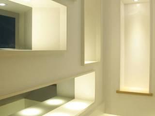 【商空設計】易世企業形象辦公空間設計--美好生活提案:  辦公室&店面 by 謐境空間策略事務所 - Dimension Scenario Work