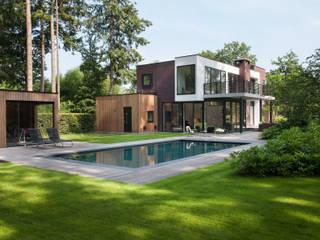 Architectenbureau Atelier3 Villas Stone Red