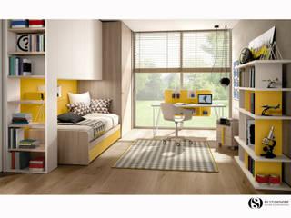 Quarto Zalf: Quartos de adolescente  por MY STUDIO HOME - Design de Interiores