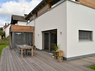 Patios & Decks by Herrmann Massivholzhaus GmbH