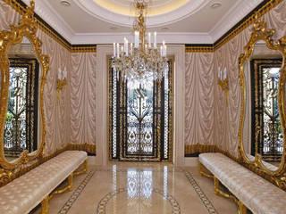 Hành lang, sảnh & cầu thang phong cách kinh điển bởi Gökhan BAYUR Kinh điển