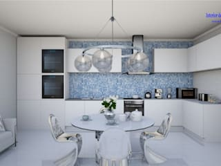 Kitchen Modern Kitchen by 'Design studio S-8' Modern