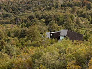 Alric Galindez Wooden houses
