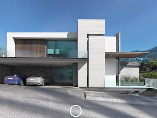 Casa NR Casas modernas de Nova Arquitectura Moderno