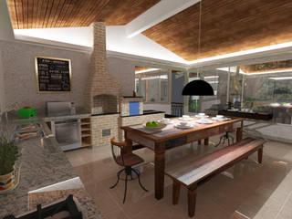 Modern Kitchen by Luciana Hoffmann Modern