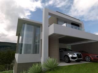 Modern Houses by Luciana Hoffmann Modern