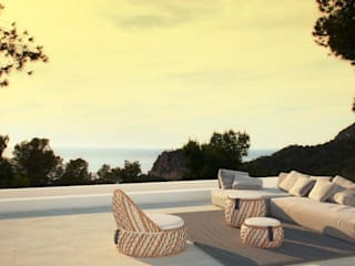 :  Log cabin by CW Group - Luxury Villas Ibiza