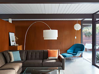 Klopf Architecture Living room