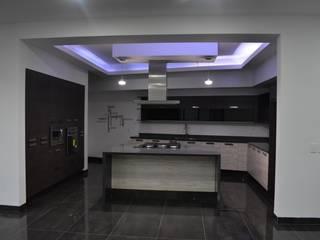 Küche von DEVELOP ARQUITECTOS