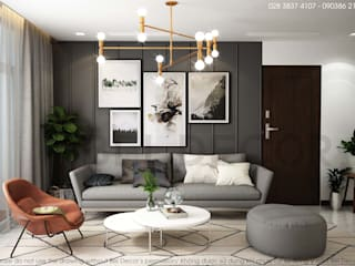Project: HO1768 Apartment/ Bel Decor bởi Bel Decor