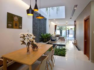 Công ty TNHH Xây Dựng TM – DV Song Phát Modern dining room