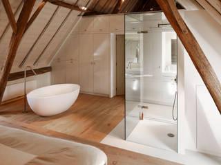 ODM architecten - erfgoed & architectuur Ванна кімната