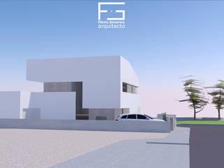 Moradia Barro por Flávio Severino, Arquitecto
