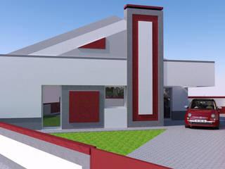 Moradias Penafirme por Flávio Severino, Arquitecto