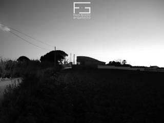 Ampliação Curvada:   por Flávio Severino, Arquitecto