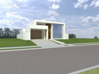 Oleh MoronCavallete - soluções em arquitetura Minimalis