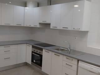 Remodelação total - Moradia - Montijo por Alex Cardoso - Construção Civil
