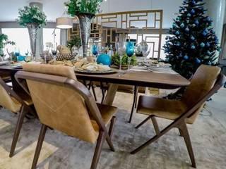 Decoração de Natal - Ambientes & Soluções Art Ville - por Karoline Martins:   por Karoline Martins - Arquitetura & Interiores