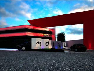 Casas minimalistas por A-labastrum arquitectos Minimalista