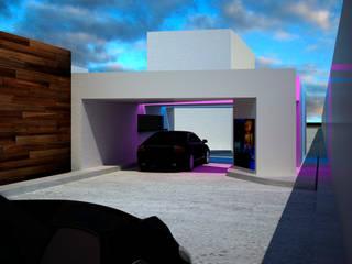 A-labastrum arquitectos Minimalist house