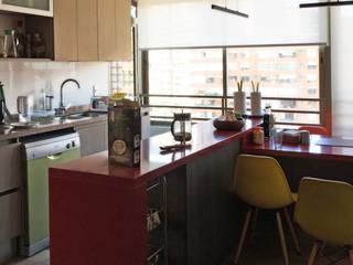 Kitchen by NEF Arq.
