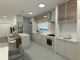 Residência BG por Skala Arquitetura e Engenharia Moderno