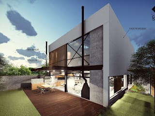 組合屋 by GhiorziTavares Arquitetura