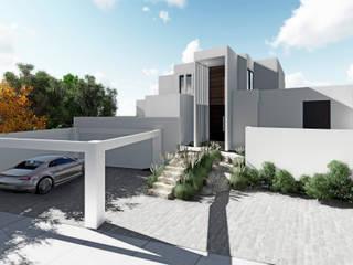 NEF Arq. Mediterranean style houses